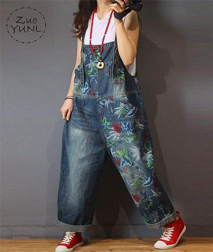 Amazon.com: ZuoYUNL - Pantalones vaqueros para mujer ...