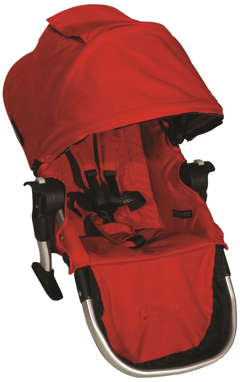 Baby Jogger City Select Second Seat Kit Ruby (Discontinued by Manufacturer) 50953