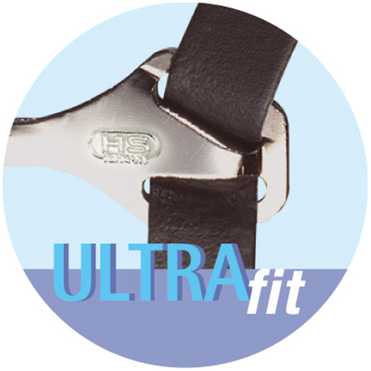 Sprenger - Ultra Fit Fit Fit EXTRA GRIP spurs with comfort roller cb403c