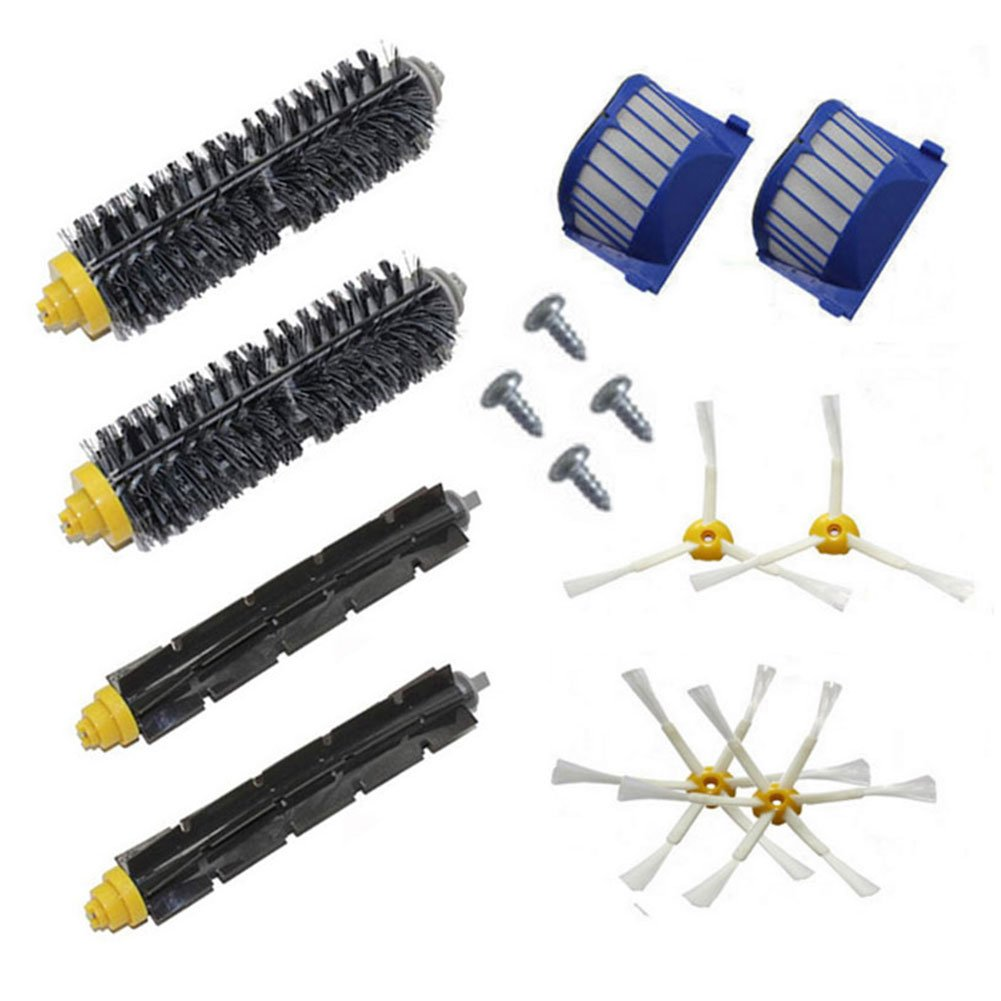 Theresa Hay Caster Assembly Front Castor wheel Accessory Kit for iRobot Roomba 600 Series 529 595 620 630 650 660 670 Vacuum Cleaner Wheel Parts