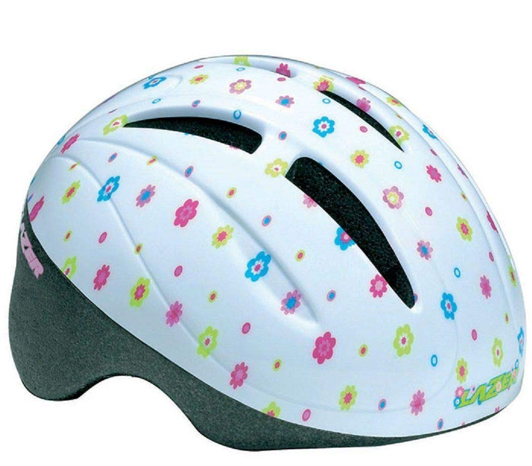 Lazer BOB Flowers Infant Helmet, (46-52cm)