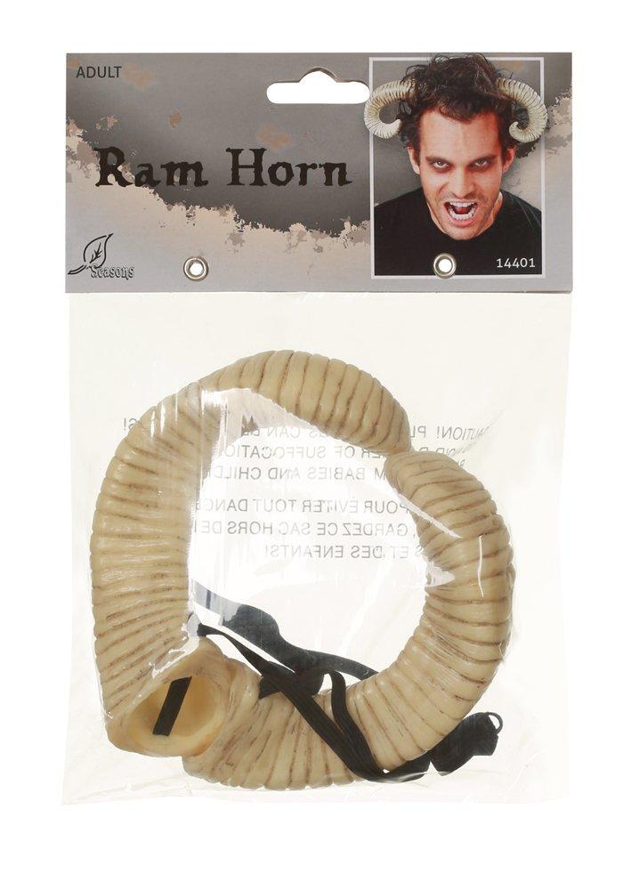 Ram Horns Costume Accessory