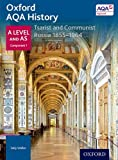 img - for Oxford Aqa History for a Level: Tsarist and Communist Russia 1855-1964 book / textbook / text book