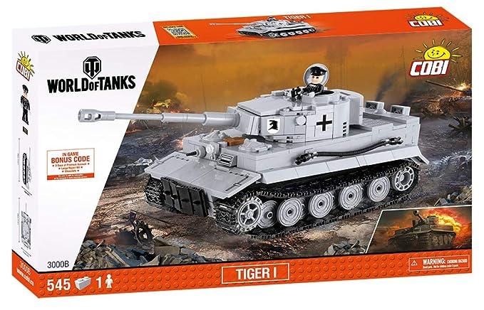 COBI Small Army WWII /'German Panzer II Ausf C/' 350 Pieces Item #2459