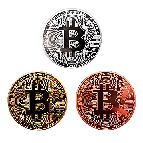 cryptocurrency gift set coins