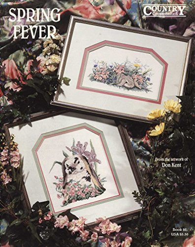 Spring Fever Counted Cross Stitch