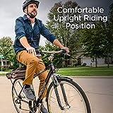 Schwinn Discover Hybrid Bike for Men and