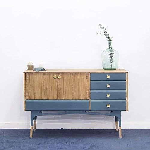 Aparador vintage de madera para salón, dormitorio o entrada ...