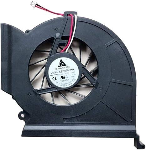X-Comp CPU Ventilador refrigerador Fan ba81 – 08489 a para Samsung ...