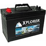 Xplorer 115AH Deep Cycle Leisure Battery