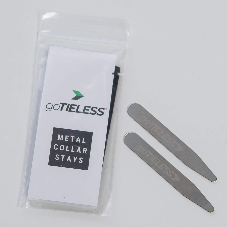 Metal Collar Stays goTIELESS