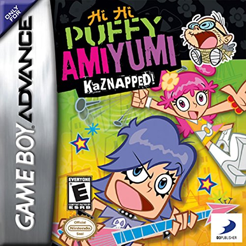 Hi Hi Puffy AmiYumi: Kaznapped!