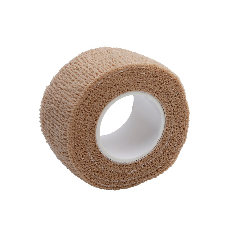 LALANG Medical Elastic Bandage Pet Health Wrapping Bandage Vet Cohesive Bandage Horse Bandage (Complexion)