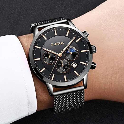 Amazon.com: 2018 Mens Watches Top Brand Luxury Mens Military Sports Watch Men Casual Waterproof Quartz Wristwatch Relogio Masculino: Clothing