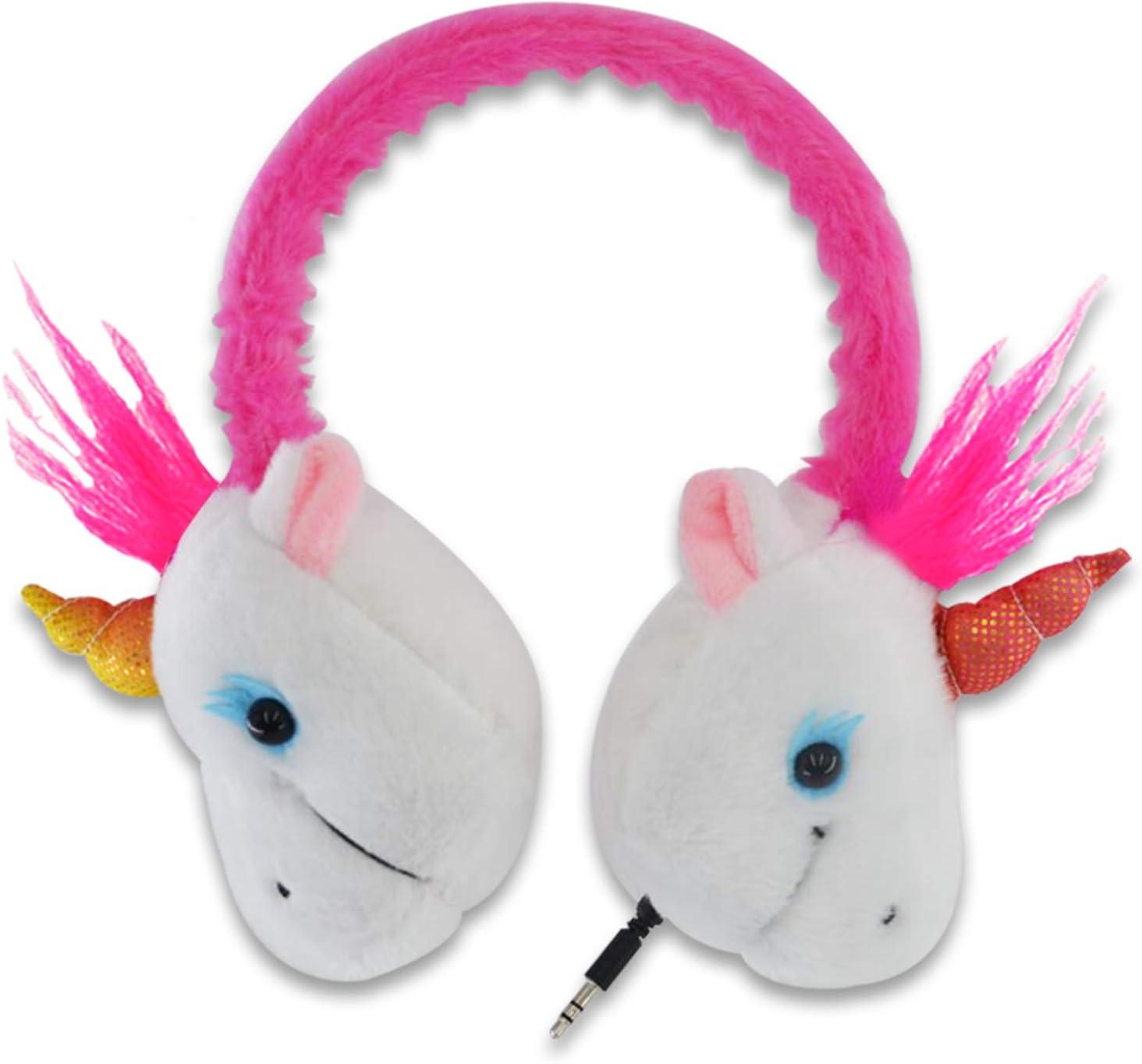 Einhorn Kopfhörer Für Mädchen Kinder Teenager Mit Elektronik