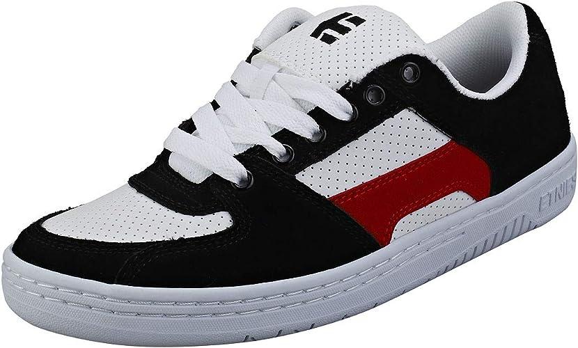 Senix Lo Skate Shoe, Navy White Gum