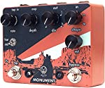 Walrus Audio Monument Tap Tremolo Effects Pedal by Walrus Audio