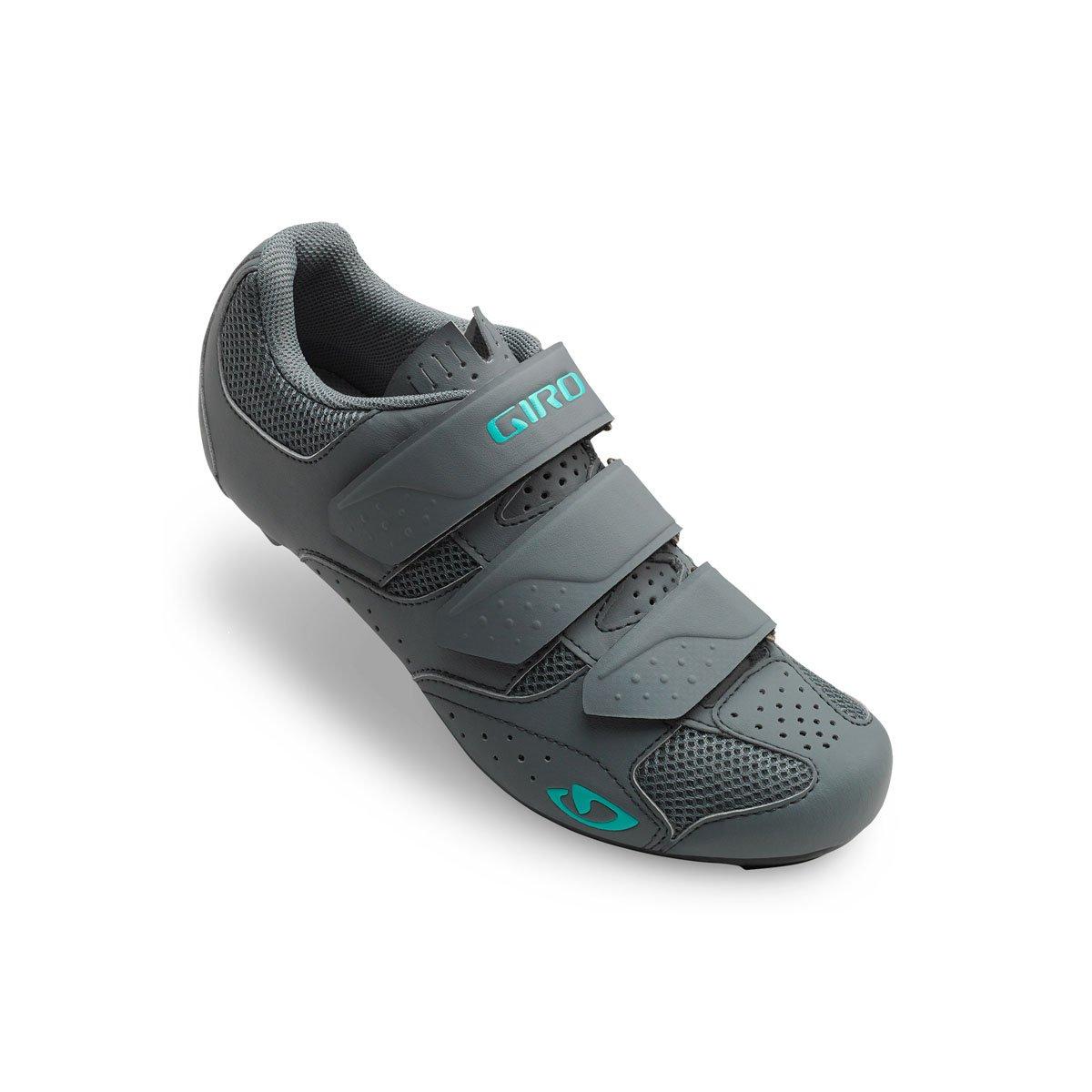Giro B075RS3PT3 GF22175 Women's Techne Shoe B075RS3PT3 Giro 41|Titanium/Glacier 190a54