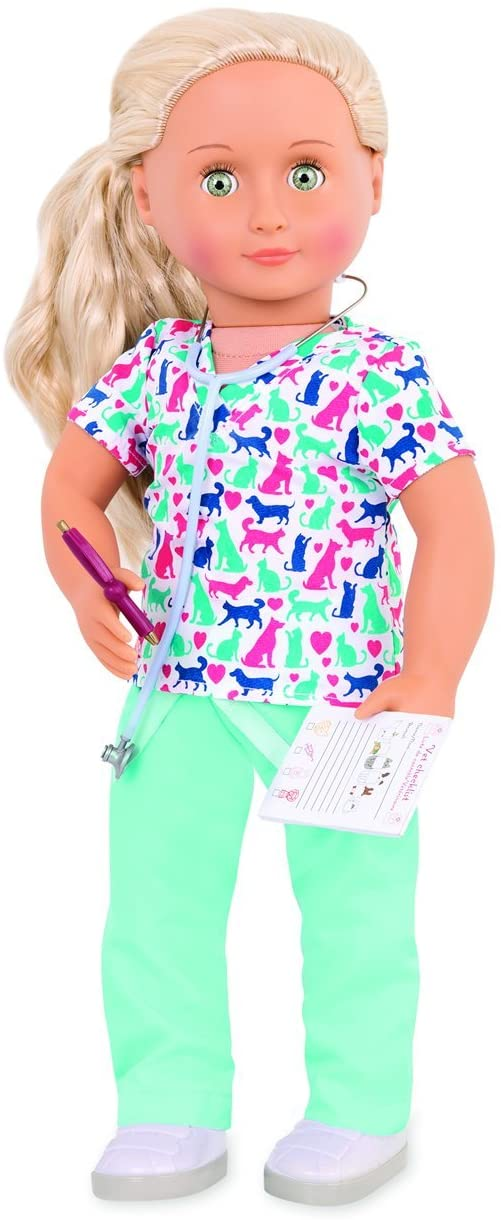 Colore Unico Our Gerenation Outfit Veterinario BD30316z Our Generation