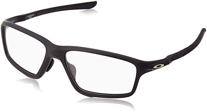eba3153f4d OAKLEY OX8080 - 808007 CROSSLINK ZERO (A) Eyeglasses 58mm at Amazon ...