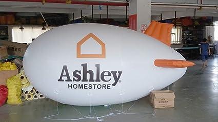 Air-Ads - Globo de helio hinchable gigante de 4 m y 13 pies (PVC ...