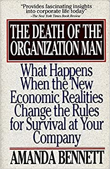 image for The Death of the Organization Man