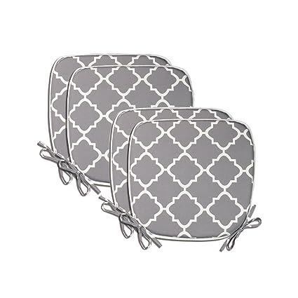 Amazon.com: Pcinfuns - Cojines para sillas de interior y ...