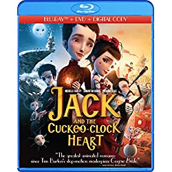 Jack and The CuckooClock Heart [Blu-ray]