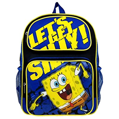 Sponge Bob Medium Backpack | Kids' Backpacks