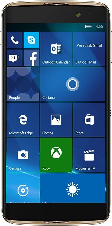 Alcatel Idol 4 Pro 6077 X Smartphone (5,5 Pulgadas, 64 GB de ...