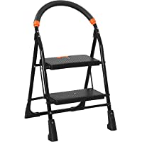 Blyssware Ladder Steps - Foldable for Home Use with 7 Year Warranty