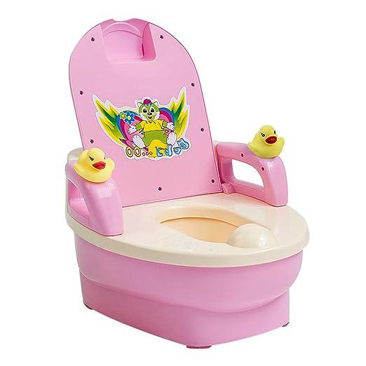 13 opinioni per Fascol Vasino per Bambini con schienale alto e bracciolo WC per bambini, Colori:
