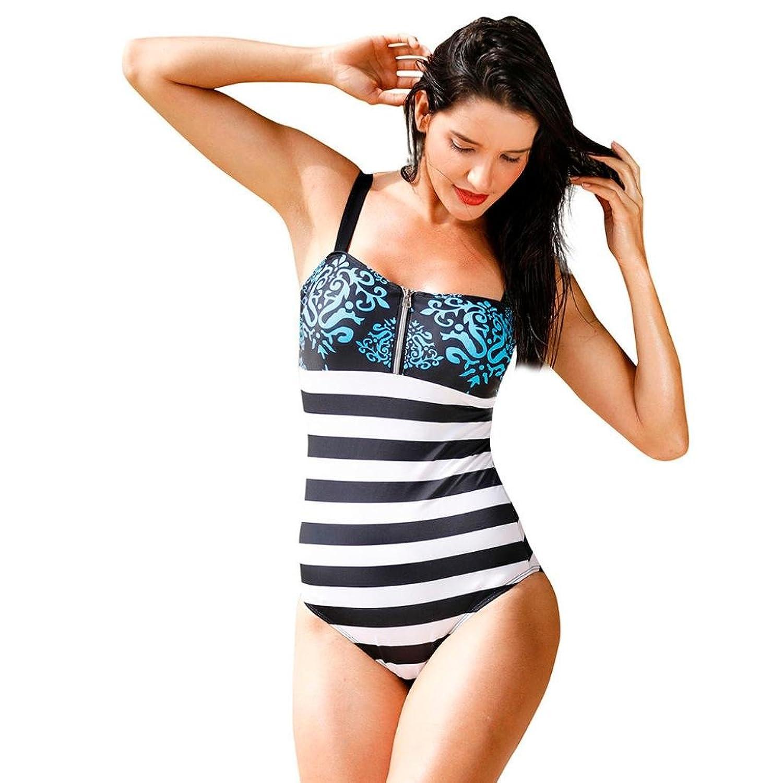 Damen Rüschen Tankini Set Badeanzug Bademode Schwimmanzug Strand Sommerkleid Neu