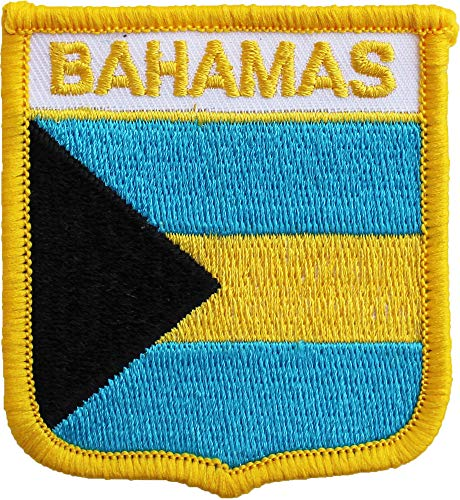 Flagline Bahamas - Country Shield Patch