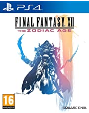 Final Fantasy XII: The Zodiac Age [Importación francesa]