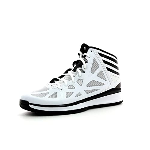 uk availability 717d5 5a116 Adidas Crazy Shadows 2 Wht q33382 Scarpe da Basket Uomo, Uomo, Bianco