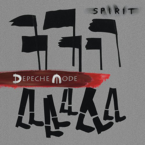 Vinilo : Depeche Mode - Spirit (180 Gram Vinyl, Gatefold LP Jacket, Digital Download Card, 2 Disc)