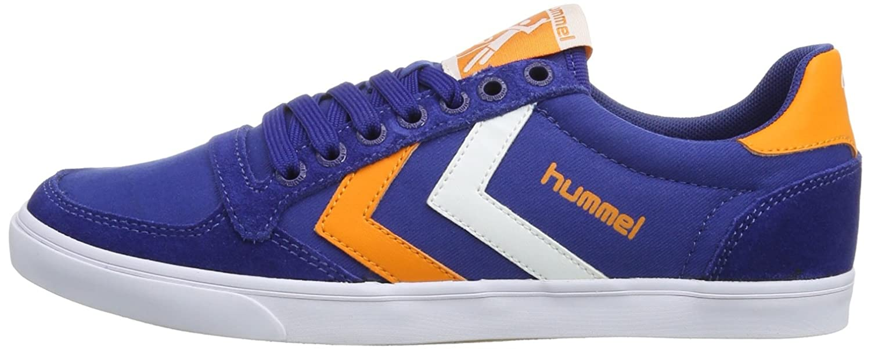 Hummel SLIMMER SLIMMER SLIMMER STADIL LOW 63-383-6029 Unisex-Erwachsene Turnschuhe 2d3b31