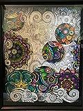 Three Dimensional Mandala Drawing