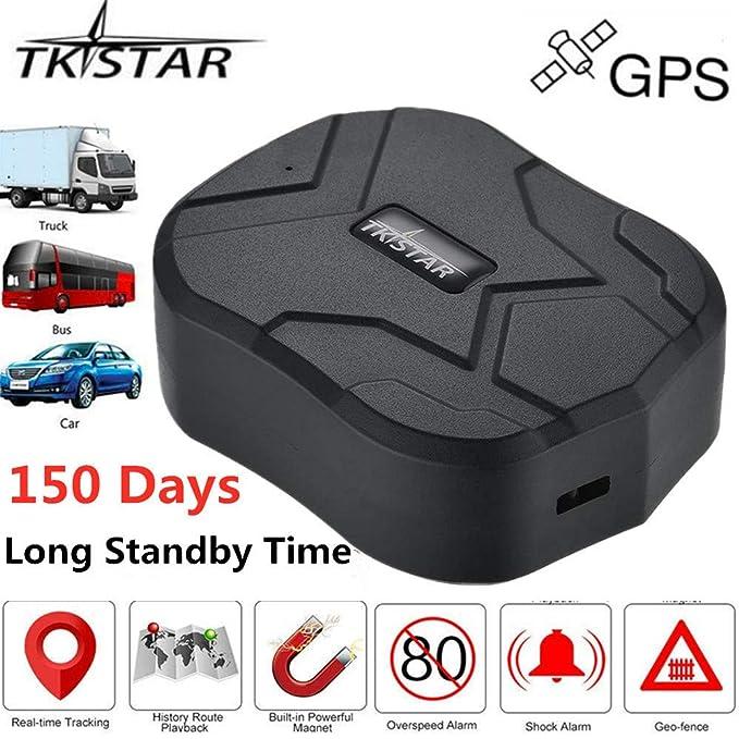 Amazon.com: TKSTAR Real Time Vehicle GPS Tracker,150 Day ...