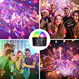 Wireless Portable Disco Ball Light with Bluetooth