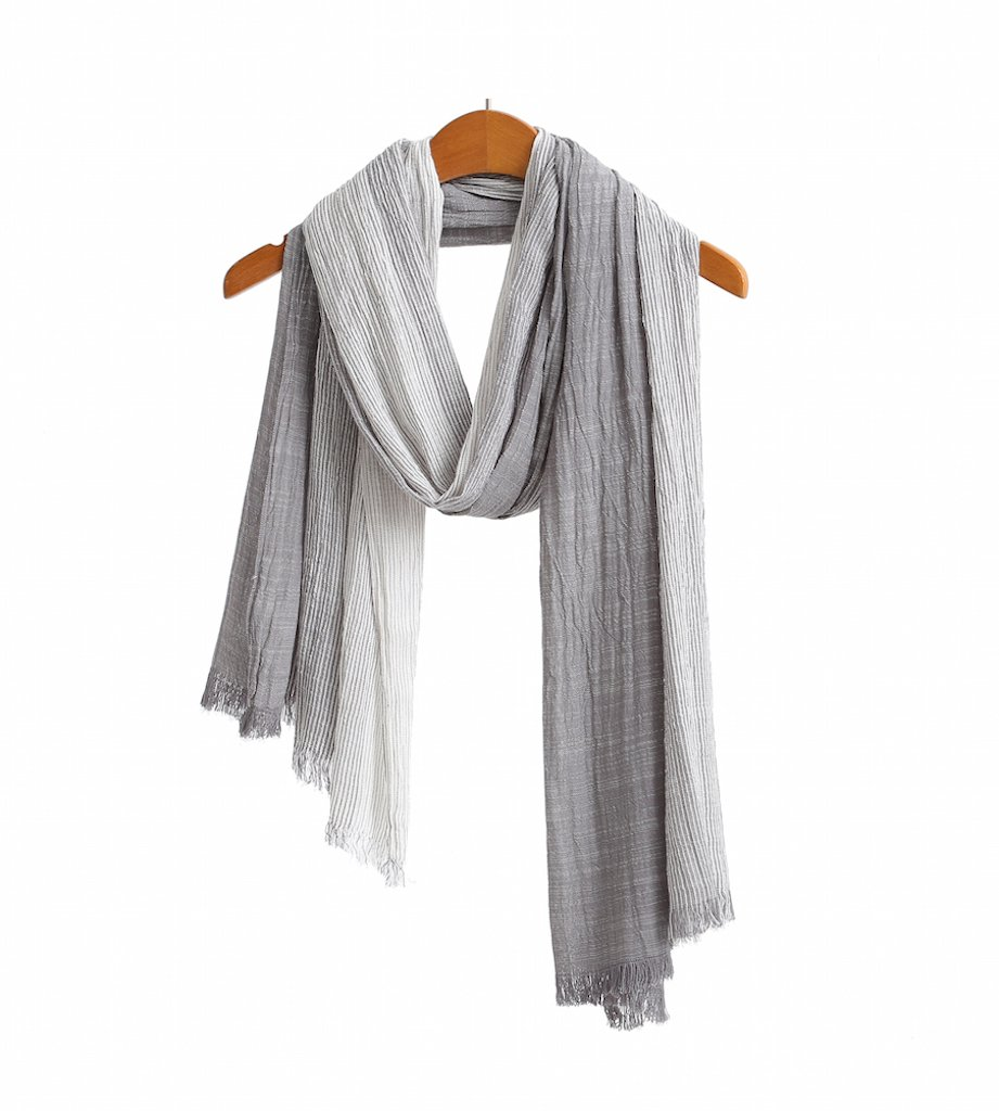 Cotton Scarf Shawl Wrap Soft Lightweight Scarves And Wraps For Men And Women. Jeelow jeelowmhbasic001