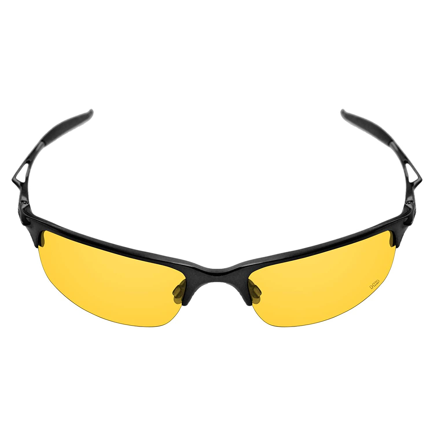 f9d9ee4b609 Mryok+ Polarized Replacement Lenses for Oakley Half Wire 2.0 - HD Yellow   Amazon.ca  Clothing   Accessories