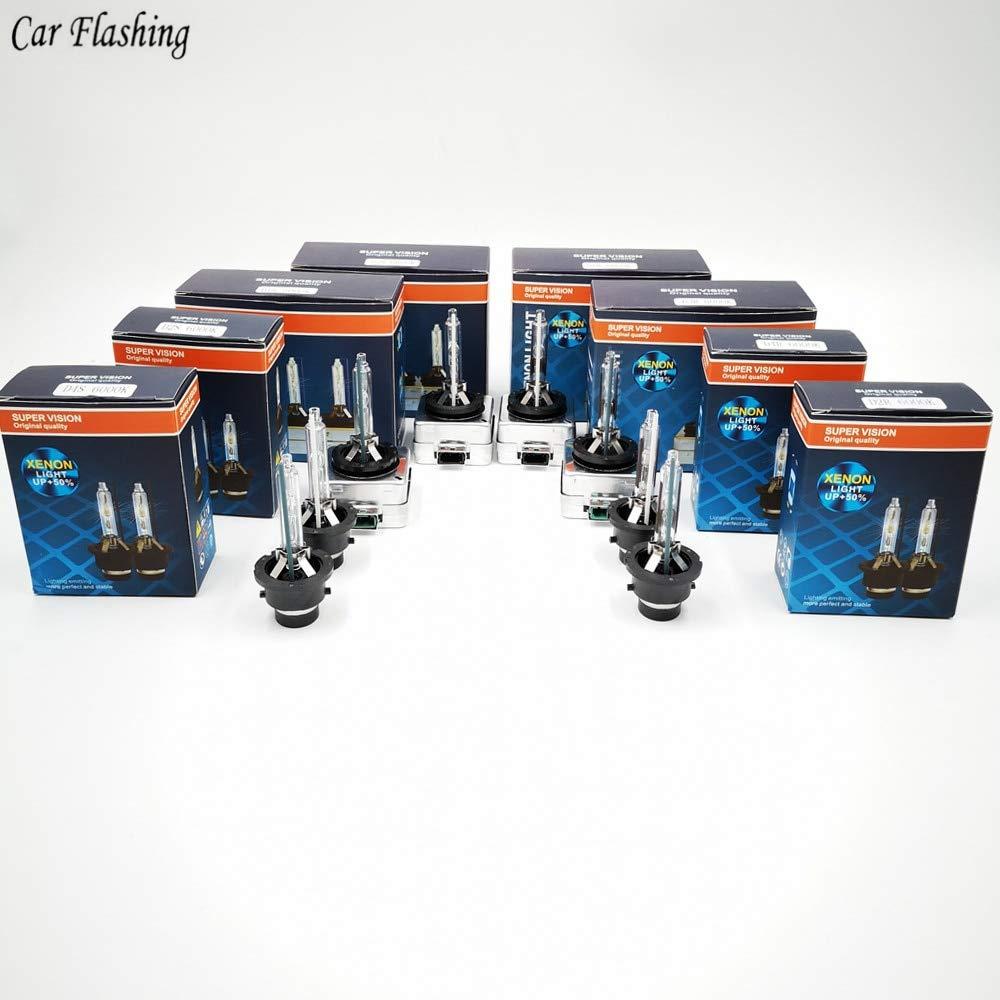D1S D2S D3S D4S HID Bulbs CBI HID xenon headlight bulb D1 D2 D3 D4 D1R D2R D3R D4R headlamp light 4300K 5000K 6000K 8000K 10000K