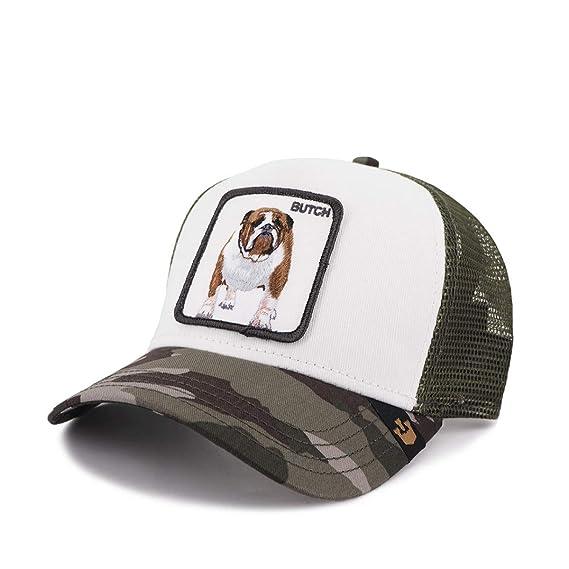 Goorin Bros., Gorra de béisbol Butch Verde, GOB_101-0250-OLI - OS ...