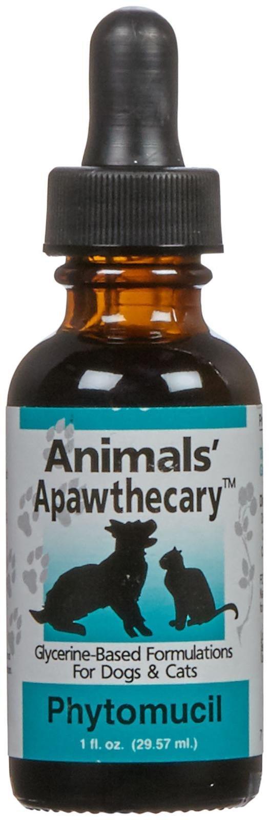 0ANIV Animals' Apawthecary Phytomucil - 1 Oz