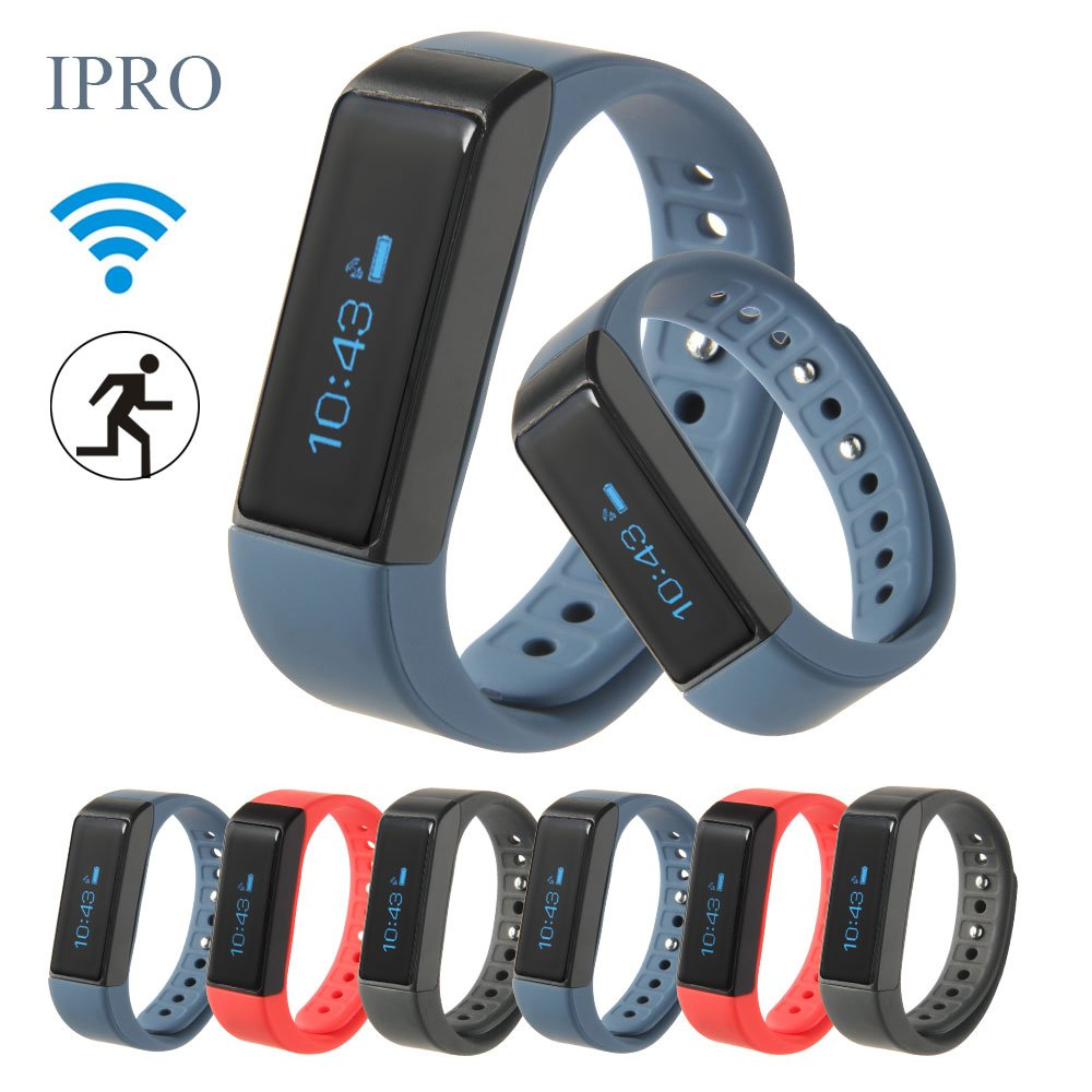 iPro I5 Plus inteligente Pulsera, Bluetooth 4.0 impermeable ...