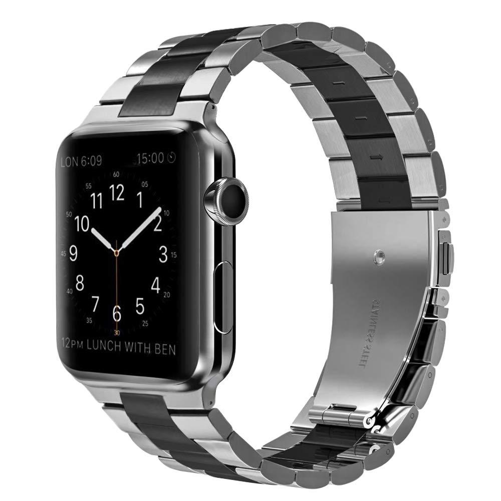 Malla Acero Para Apple Watch (42/44mm) Pugo Top [7ryjxwdl]