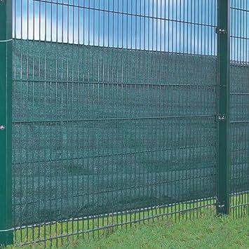 Zaunsichtschutz 500x100cm Grun 24m Kordel Amazon De Garten