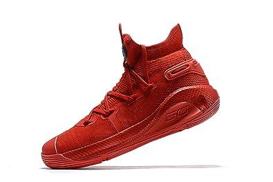 Amazon.com: Txso Shop UA Curry 6 - Zapatillas de baloncesto ...